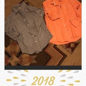 Other - Set of 2 boys shirts!!